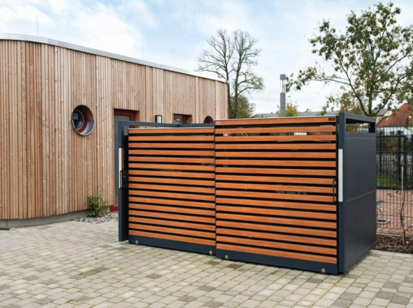 Styleout Containerberging